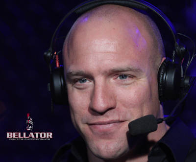 Bellator Commentator Jimmy Smith